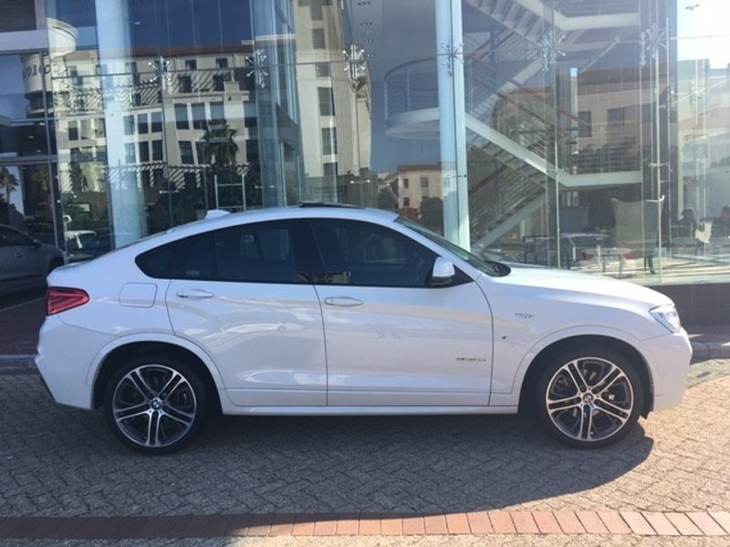 used bmw x4 xdrive30d m sport for sale in western cape id 2173974. Black Bedroom Furniture Sets. Home Design Ideas