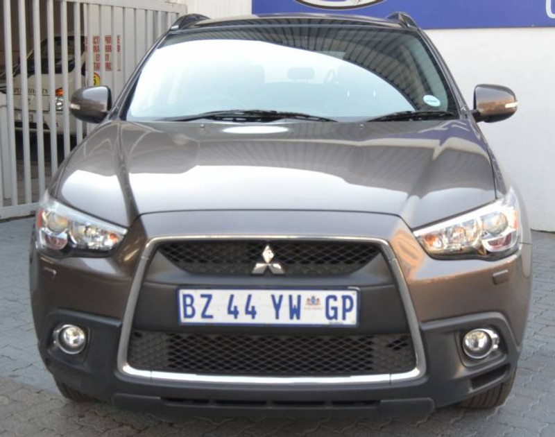 used mitsubishi asx 2 0 5dr gls a t for sale in gauteng id 2174214. Black Bedroom Furniture Sets. Home Design Ideas