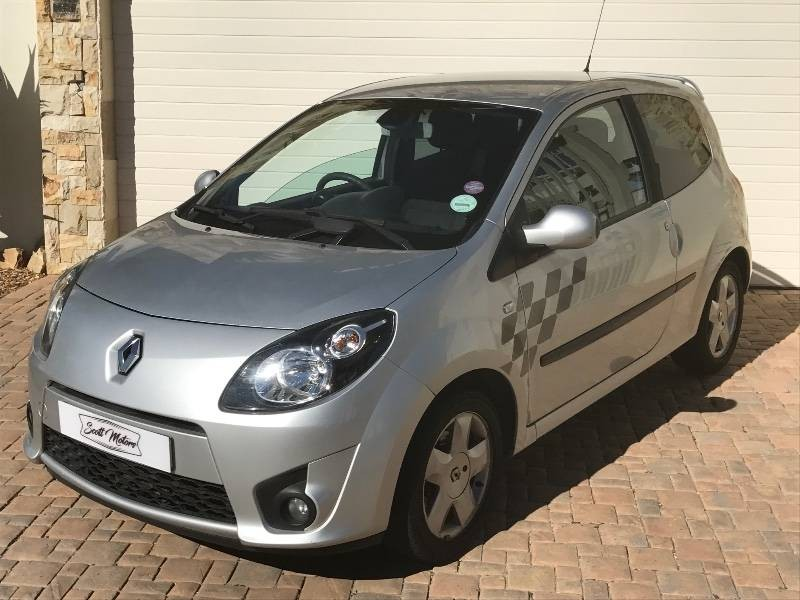 used renault twingo 1 2 dynamique plus for sale in western cape id 2177220. Black Bedroom Furniture Sets. Home Design Ideas