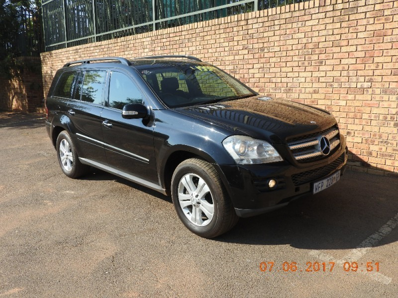 Used mercedes benz gl class gl 320 cdi for sale in gauteng for Used mercedes benz gl450 for sale