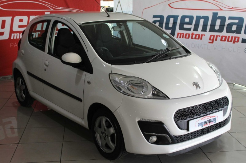 used peugeot 107 trendy for sale in north west province id 2177848. Black Bedroom Furniture Sets. Home Design Ideas