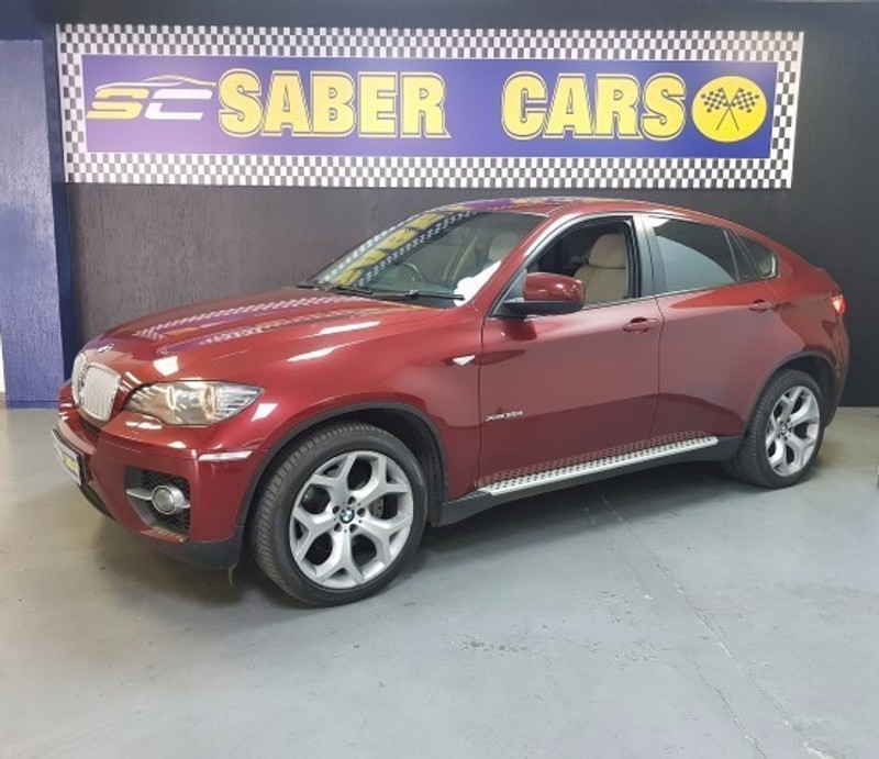 Bmw X6 Sale: Used BMW X6 Xdrive35d For Sale In Gauteng