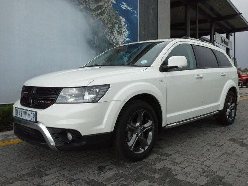 used dodge journey 3 6 v6 crossroad for sale in western cape id 2178246. Black Bedroom Furniture Sets. Home Design Ideas