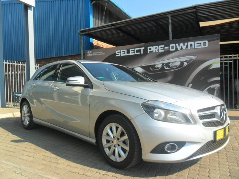 used mercedes benz a class a 200d style auto for sale in gauteng id 2179176. Black Bedroom Furniture Sets. Home Design Ideas
