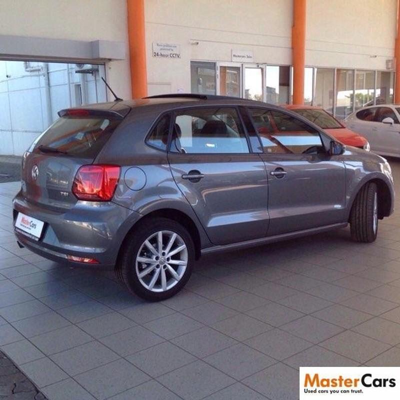 Used Volkswagen Polo 1.2 TSI Highline DSG (81KW) For Sale