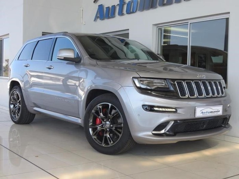 used jeep grand cherokee 2015 jeep grand cherokee srt for sale in gauteng id 2182878. Black Bedroom Furniture Sets. Home Design Ideas