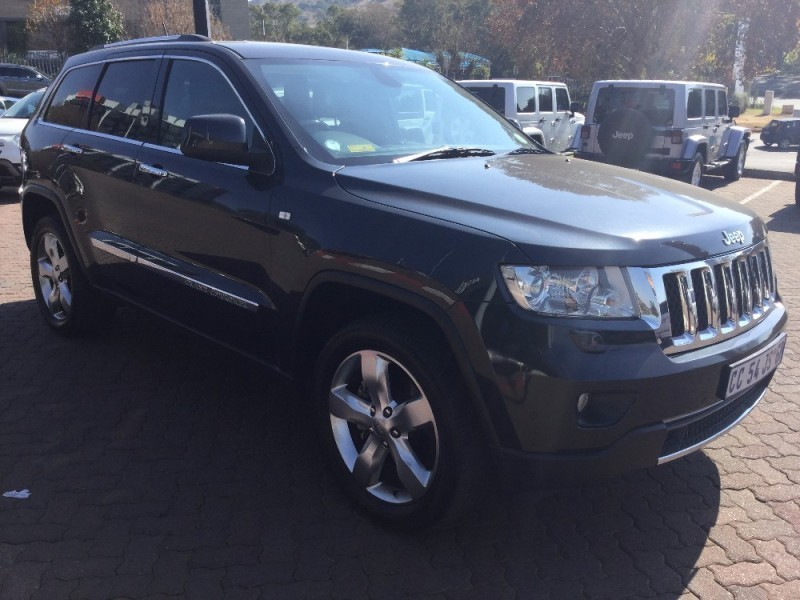 used jeep grand cherokee 3 6 overland for sale in gauteng id 2183116. Black Bedroom Furniture Sets. Home Design Ideas