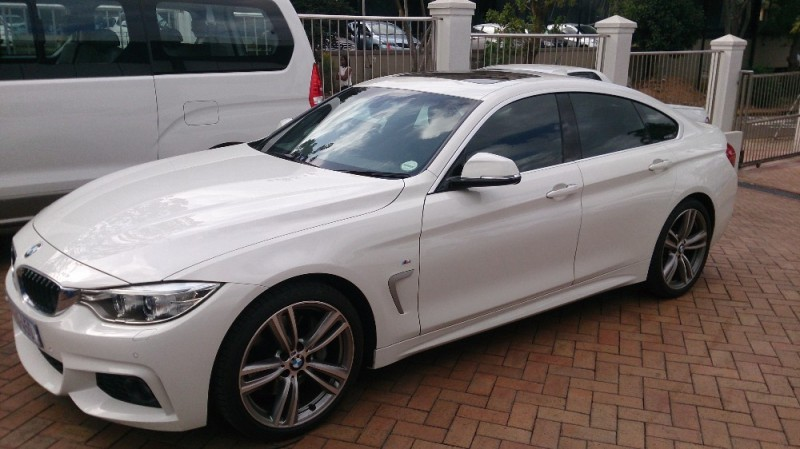 used bmw 4 series 435i gran coupe m sport auto for sale in kwazulu natal id 2183726. Black Bedroom Furniture Sets. Home Design Ideas