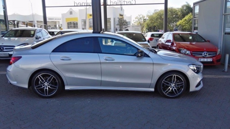 Used mercedes benz cla class 220d amg auto for sale in for Mercedes benz 220d for sale