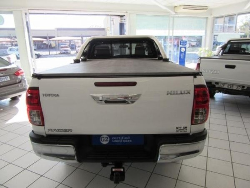 used toyota hilux 2 8 gd 6 rb raider extended cab bakkie for sale in