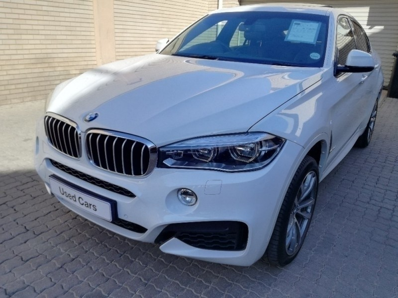Used Bmw X6 Xdrive40d M Sport For Sale In Gauteng Cars