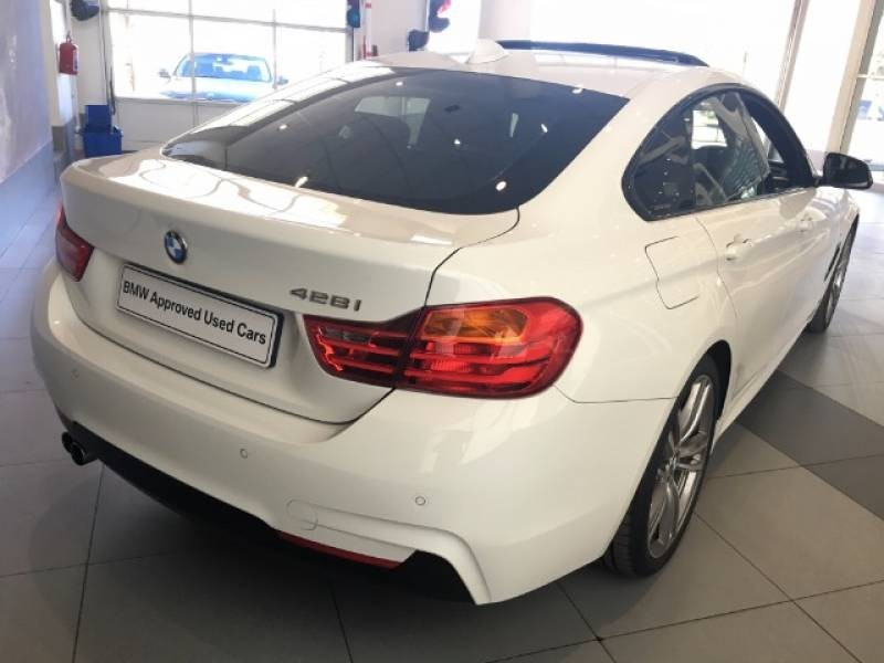 used bmw 4 series 428i gran coupe m sport auto for sale in gauteng id 2188144. Black Bedroom Furniture Sets. Home Design Ideas