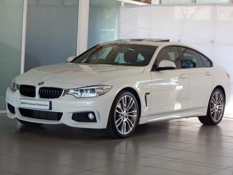 used bmw 4 series 420d gran coupe m sport a t for sale in kwazulu natal id 2188322. Black Bedroom Furniture Sets. Home Design Ideas