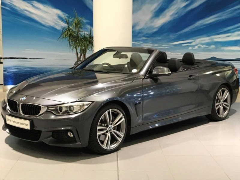 used bmw 4 series 435i convertible m sport auto for sale in western cape id 2188350. Black Bedroom Furniture Sets. Home Design Ideas