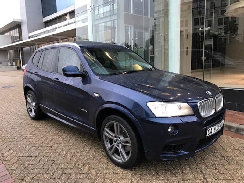 used bmw x3 xdrive 30d m sport auto for sale in western cape id 2188928. Black Bedroom Furniture Sets. Home Design Ideas