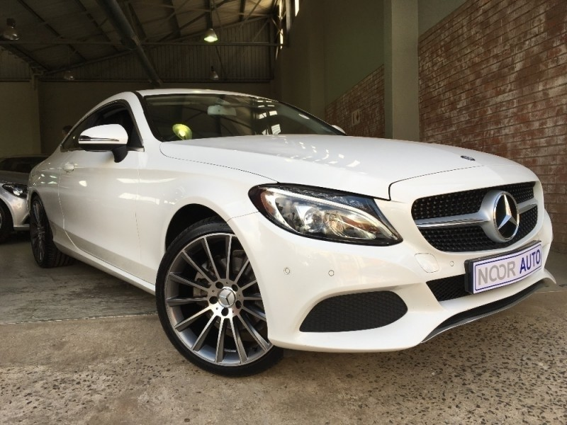 used mercedes benz c class c200 coupe auto xenons pdc mplan to 2022 for sale in kwazulu natal. Black Bedroom Furniture Sets. Home Design Ideas