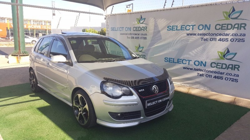 used volkswagen polo gti for sale in gauteng id 2193560. Black Bedroom Furniture Sets. Home Design Ideas