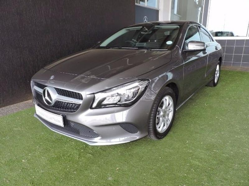 used mercedes benz cla class 200d auto for sale in free state id 2194242. Black Bedroom Furniture Sets. Home Design Ideas