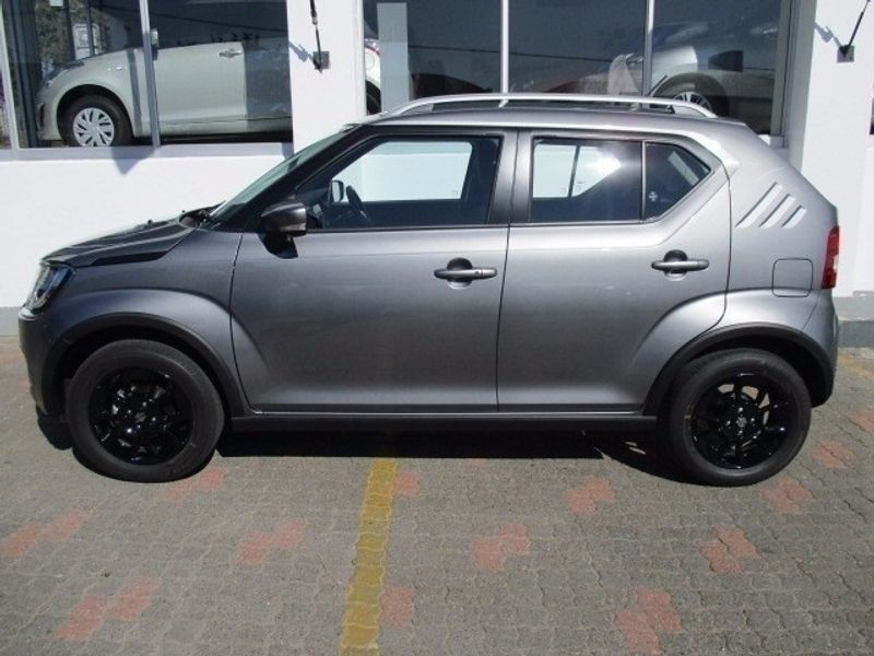 Used Suzuki Ignis 1 2 Glx Auto For Sale In Gauteng Cars