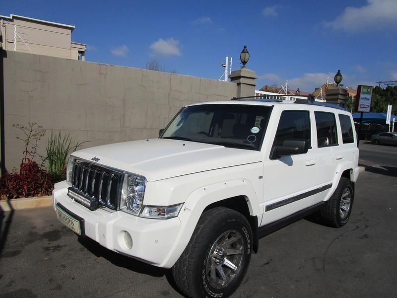used jeep commander 5 7 limited for sale in gauteng id 2195856. Black Bedroom Furniture Sets. Home Design Ideas