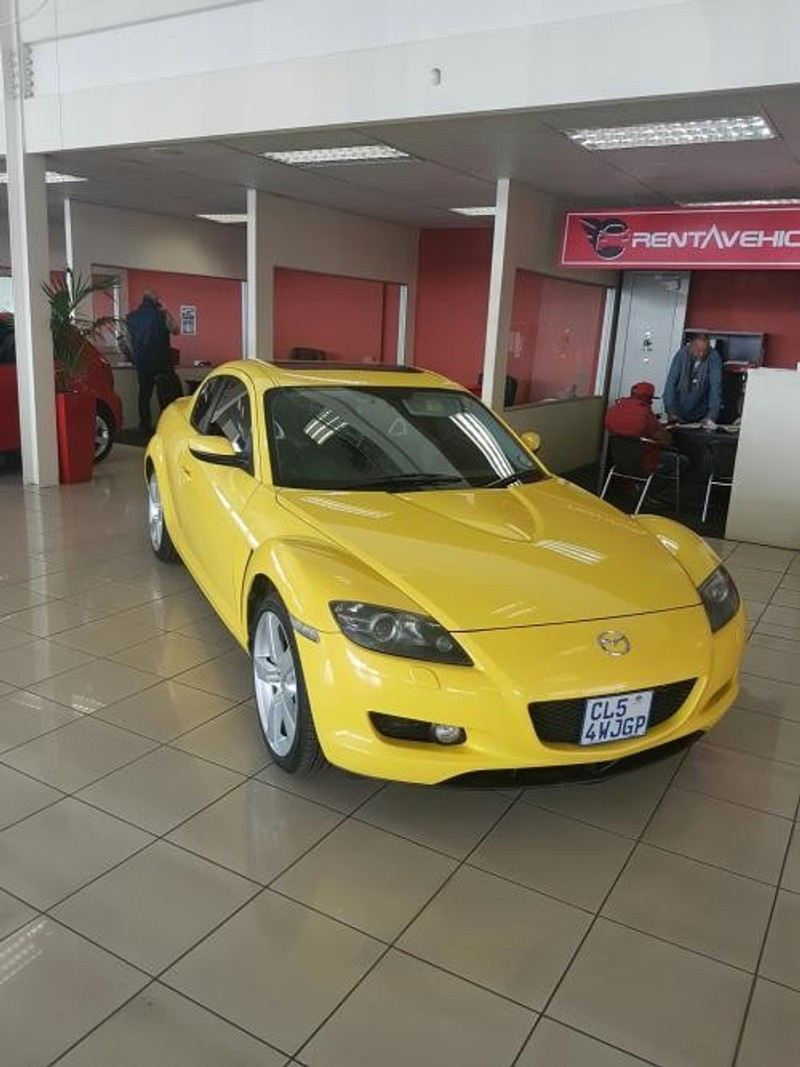 used mazda rx 8 hi power for sale in gauteng id 2196296. Black Bedroom Furniture Sets. Home Design Ideas