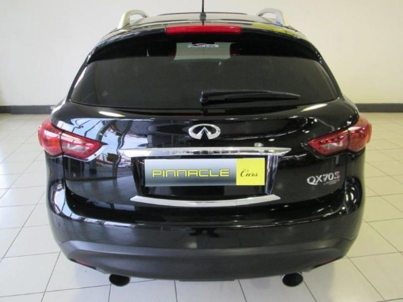 used infiniti qx70 s premium auto for sale in gauteng. Black Bedroom Furniture Sets. Home Design Ideas