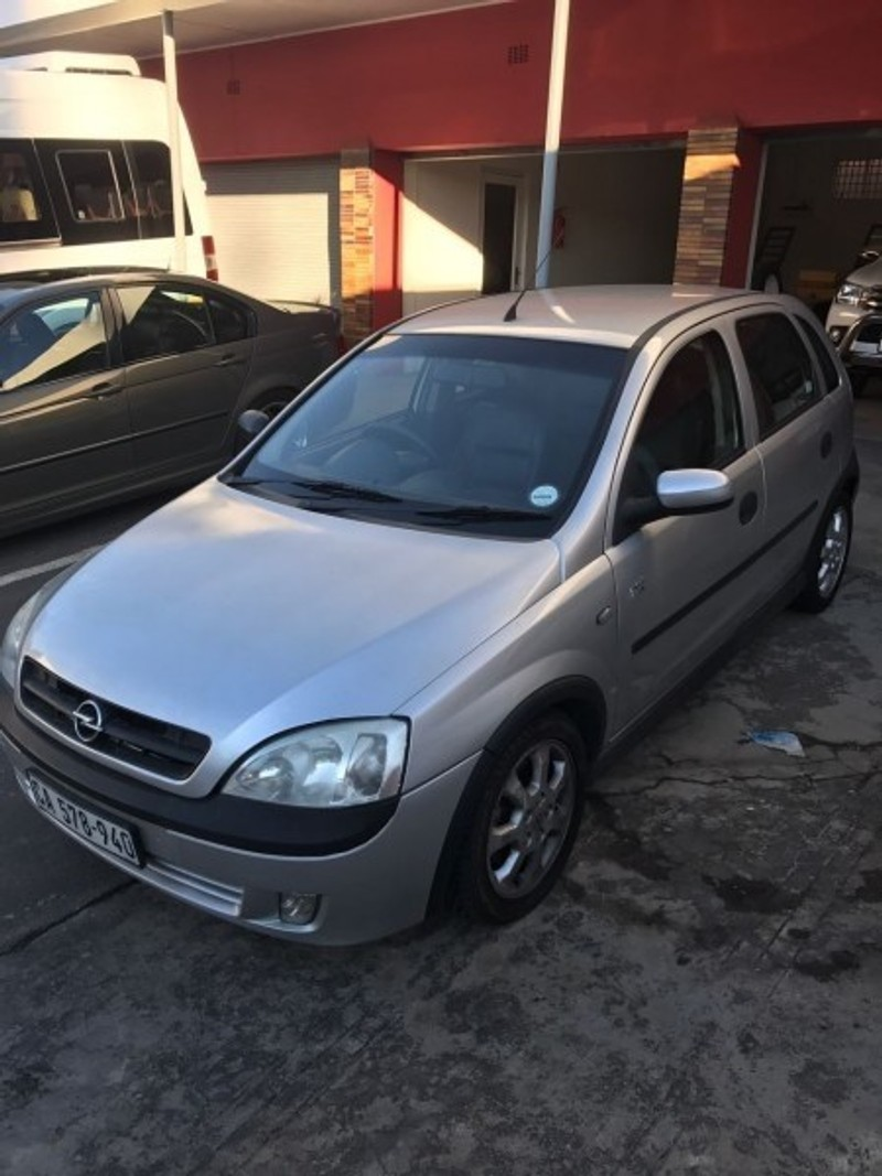 used opel corsa 1 7 cdti sport for sale in western cape. Black Bedroom Furniture Sets. Home Design Ideas