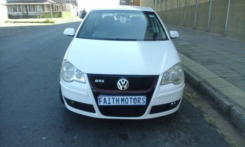 used volkswagen polo gti for sale in gauteng id 2200600. Black Bedroom Furniture Sets. Home Design Ideas