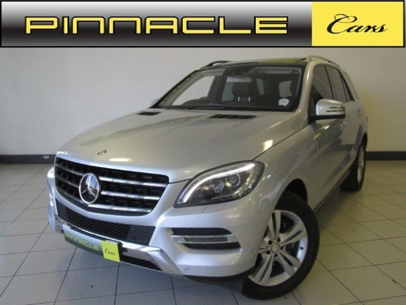 used mercedes benz m class ml350 bluetec auto for sale in gauteng id 2200660. Black Bedroom Furniture Sets. Home Design Ideas