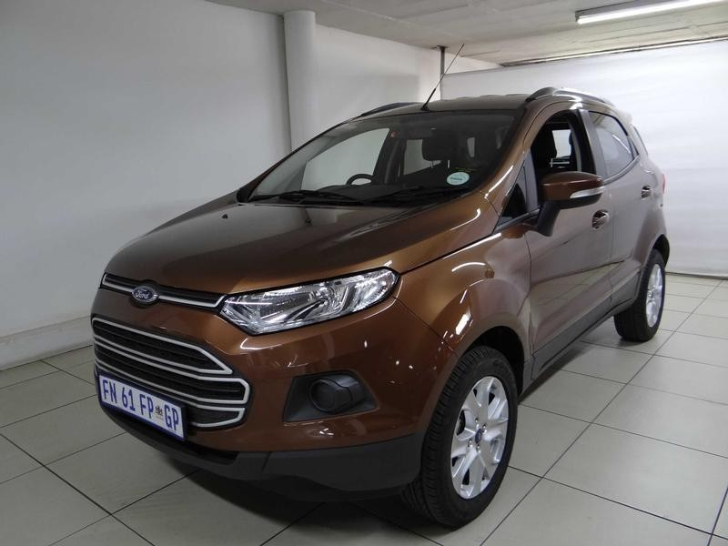 used ford ecosport 1 5tdci trend for sale in gauteng id 2201382. Black Bedroom Furniture Sets. Home Design Ideas