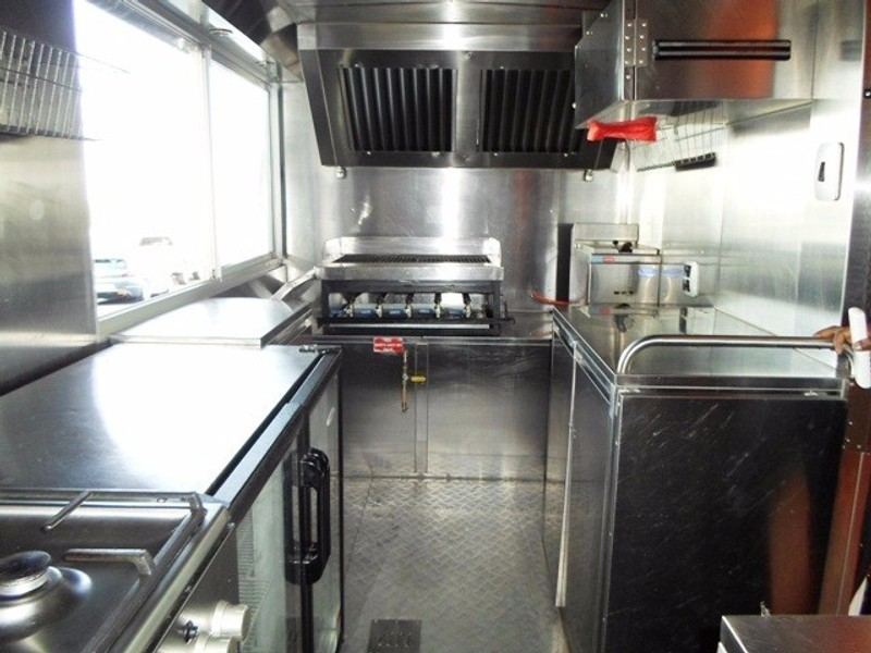 used fiat ducato xlh2 f c p v highroof mobile kitchen