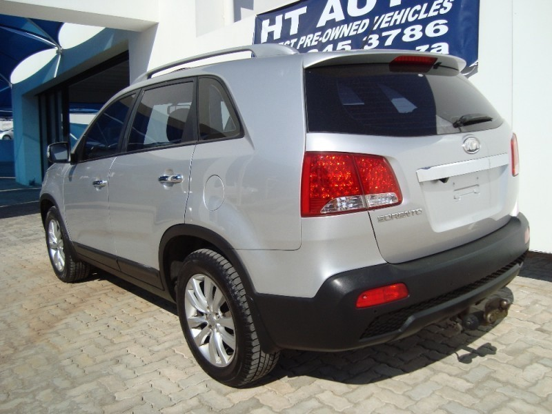 used kia sorento 4x4 a t 7 seat for sale in gauteng id 2210162. Black Bedroom Furniture Sets. Home Design Ideas