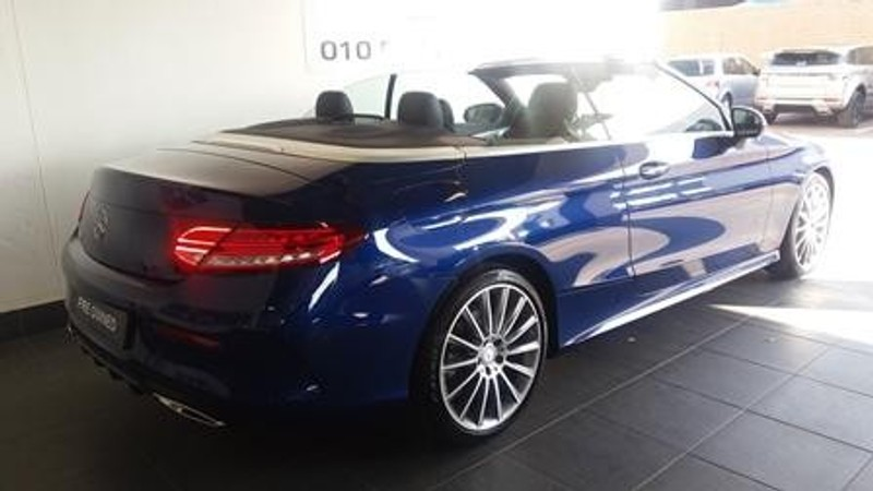 Used mercedes benz c class c200 cabriolet amg auto for for Mercedes benz c class used cars for sale