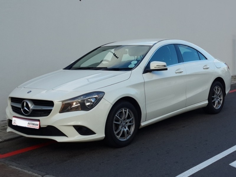Used mercedes benz cla class cla200 auto for sale in for Used mercedes benz cla class for sale