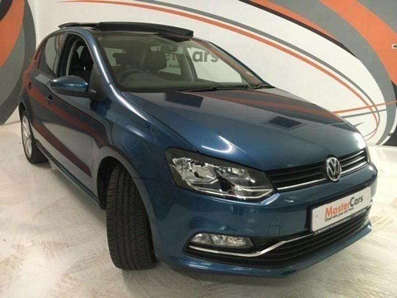 Used Volkswagen Polo 1 2 Tsi Highline Dsg 81kw For Sale