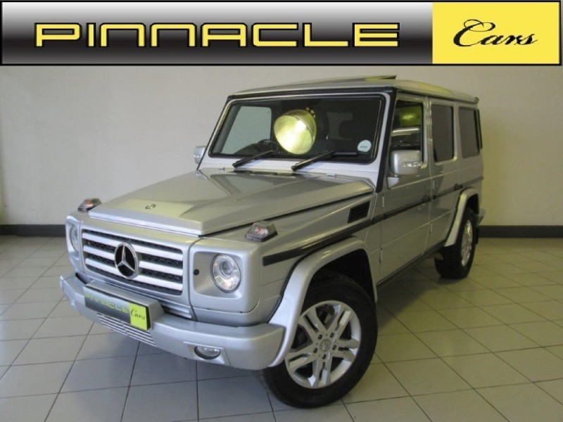 Used Mercedes Benz G Class G350 Bluetec Auto For Sale In Gauteng Cars Co Za Id 2220010