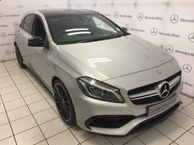 Used mercedes benz a class amg a45 4matic for sale in for Mercedes benz claremont