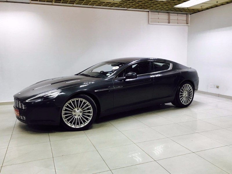used aston martin rapide v12 6 0 auto 75000kms for sale in gauteng id 2222252. Black Bedroom Furniture Sets. Home Design Ideas