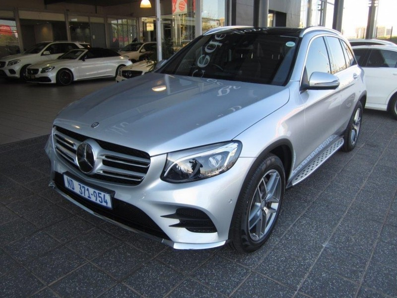 used mercedes benz glc 250d amg for sale in gauteng id 2224532. Black Bedroom Furniture Sets. Home Design Ideas