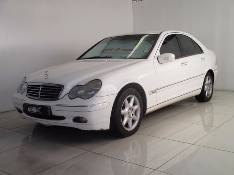 used mercedes benz c class c270 cdi elegance a t for sale in gauteng id 2224628. Black Bedroom Furniture Sets. Home Design Ideas