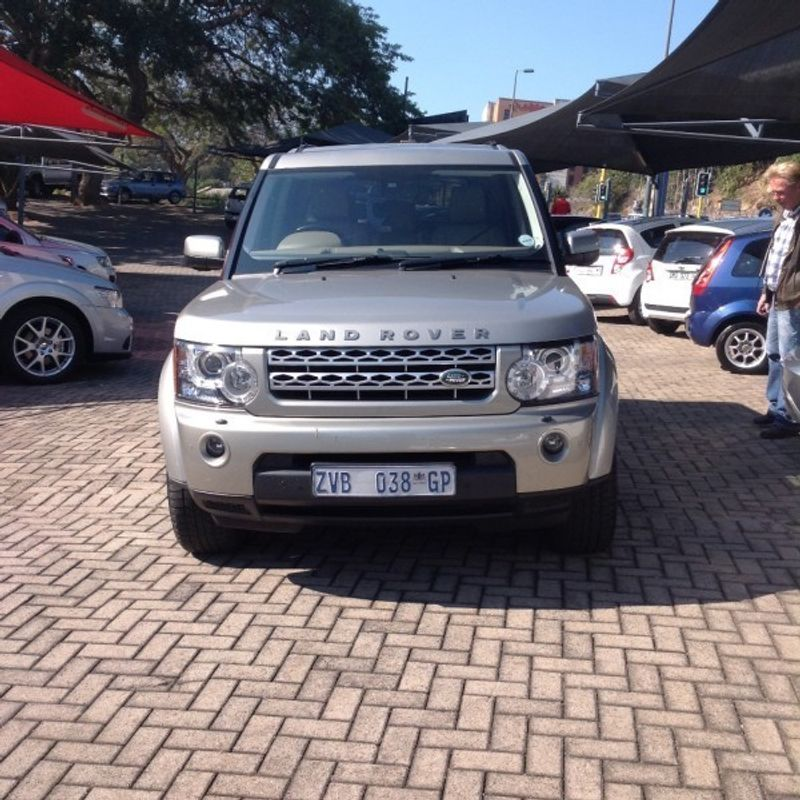 Used Land Rovers For Sale: Used Land Rover Discovery 4 5.0 V8 Hse For Sale In