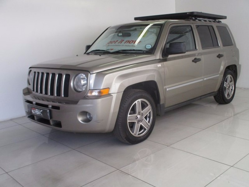 Used Jeep Patriot 2 4 Limited For Sale In Gauteng Cars