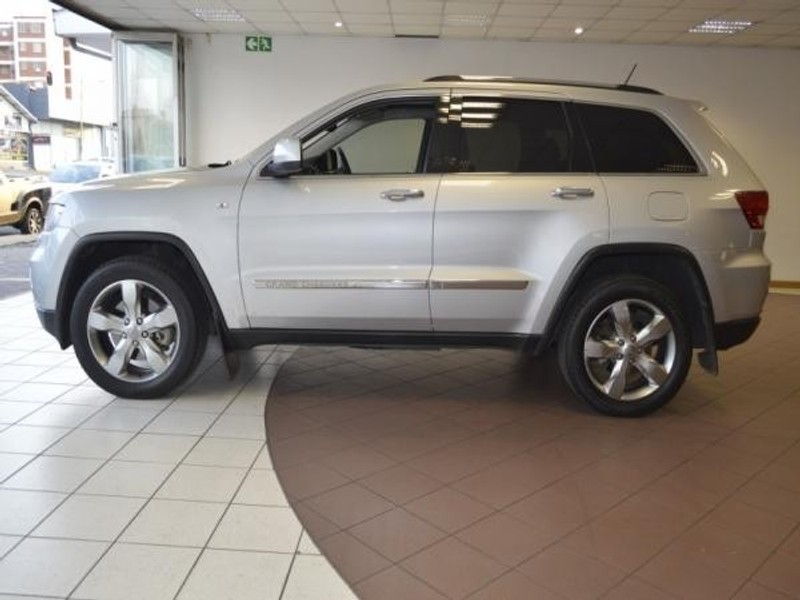 Used Jeep Grand Cherokee 3.0l V6 Crd Overland for sale in ...