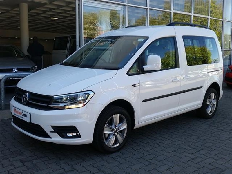 used volkswagen caddy maxi 2 0 tdi trendline for sale in gauteng id 2229096. Black Bedroom Furniture Sets. Home Design Ideas