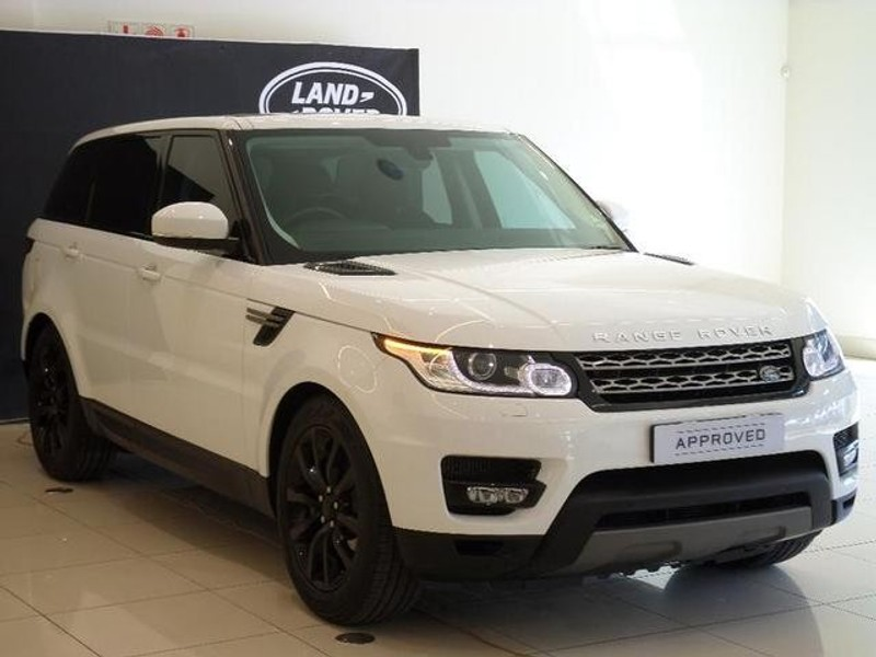 used land rover range rover sport 3 0 sdv6 se for sale in gauteng id 2229432. Black Bedroom Furniture Sets. Home Design Ideas