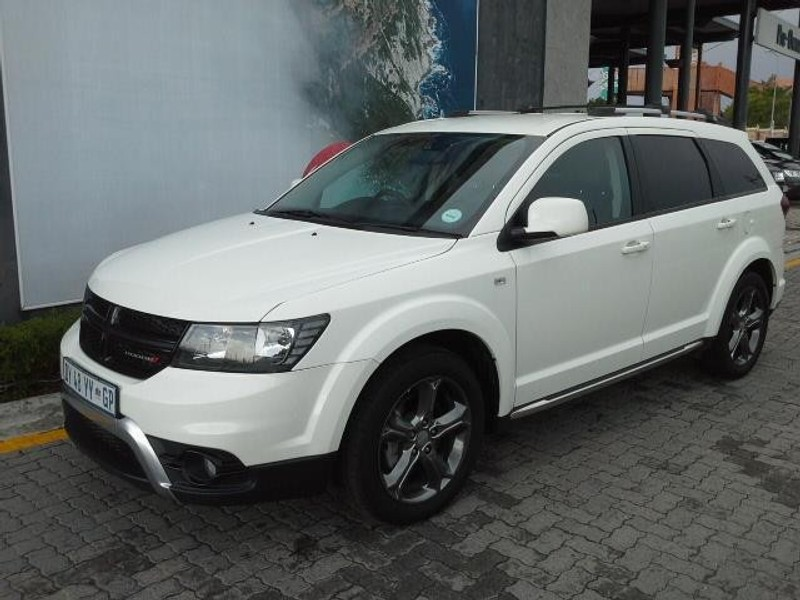 used dodge journey 3 6 v6 crossroad for sale in western cape id 2229462. Black Bedroom Furniture Sets. Home Design Ideas