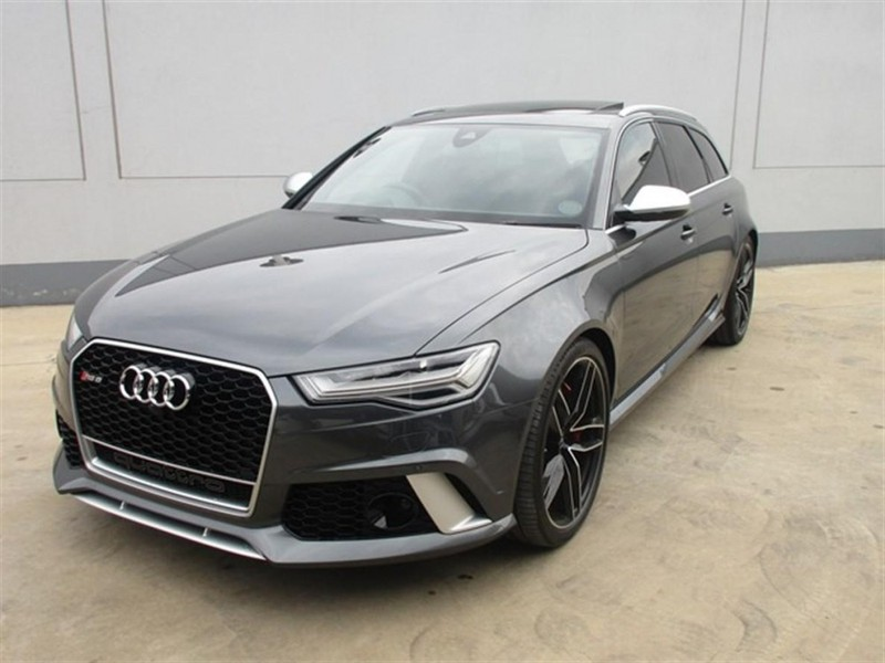 used audi rs6 quattro avant for sale in gauteng id 2233326. Black Bedroom Furniture Sets. Home Design Ideas