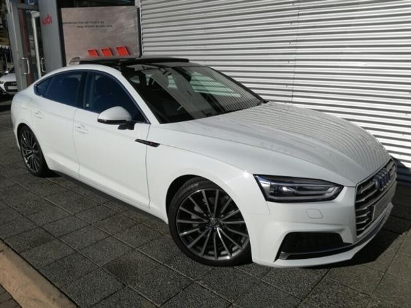 used audi a5 sportback 2 0 tdi s tronic for sale in gauteng id 2239696. Black Bedroom Furniture Sets. Home Design Ideas