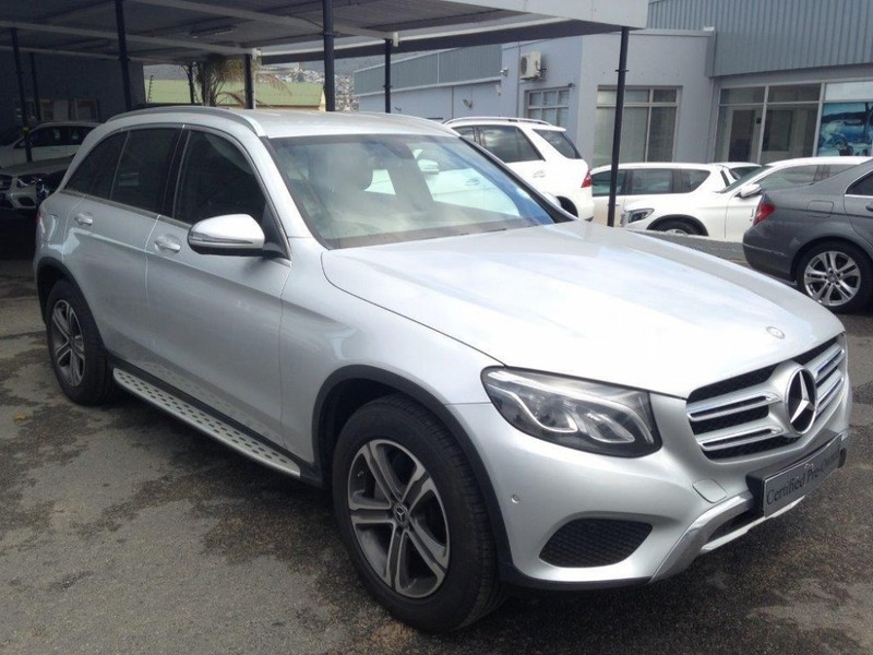 Used mercedes benz glc 220d for sale in western cape for Mercedes benz 220d for sale