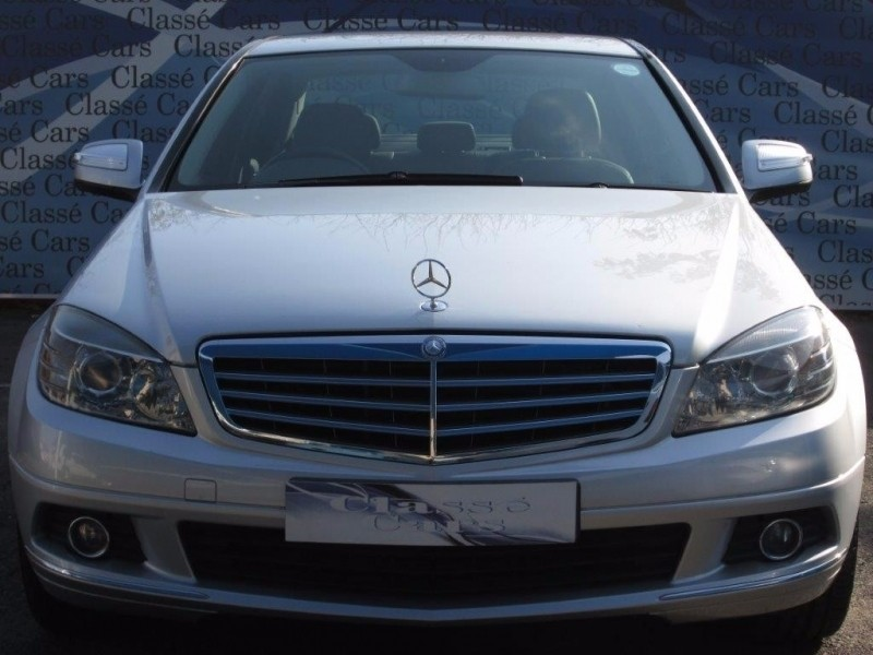 Used mercedes benz c class c180 k elegance a t for sale in for Mercedes benz c class 2008 for sale
